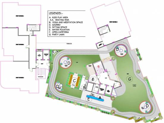 Images for Cluster Plan of Kotecha Royal Essence