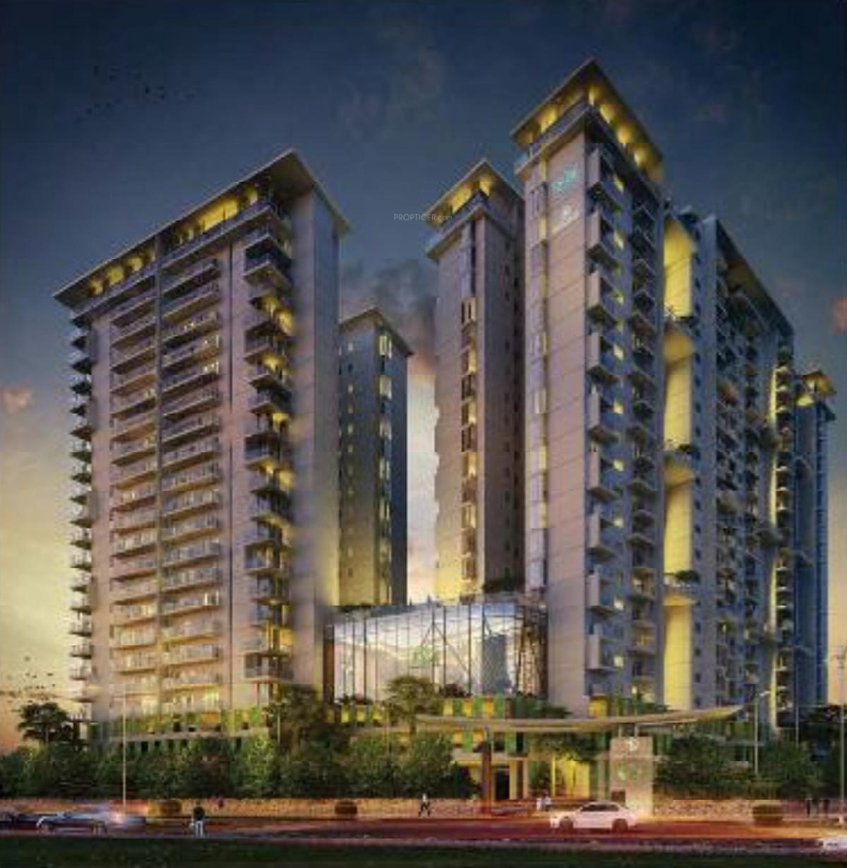 One Rajarhat In New Town Kolkata Price Location Map