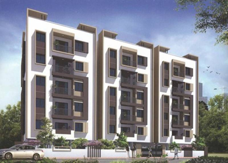 Images for Elevation of AR Shiva Sai Enclave