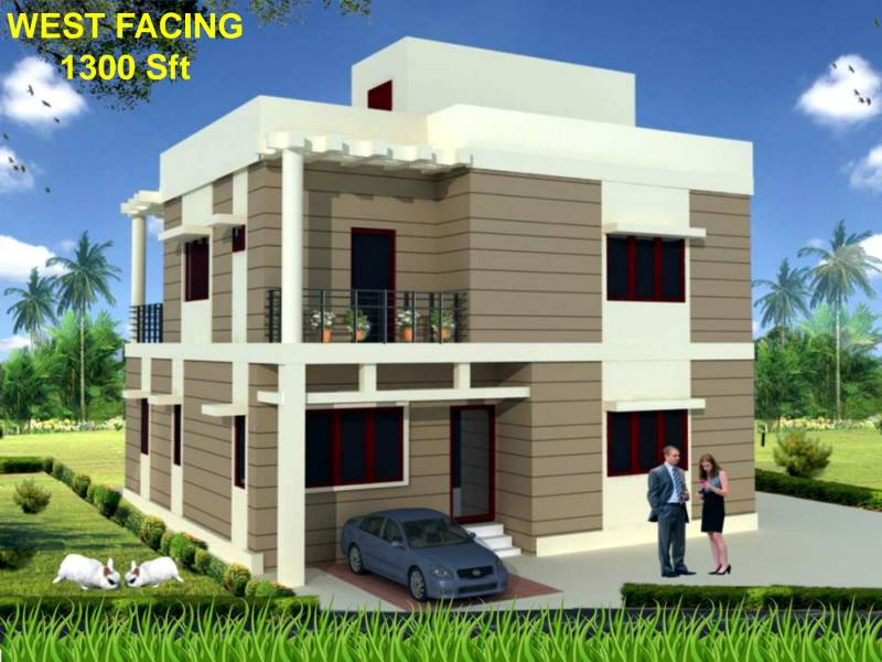 Images for Elevation of Suchirindia Odyssey