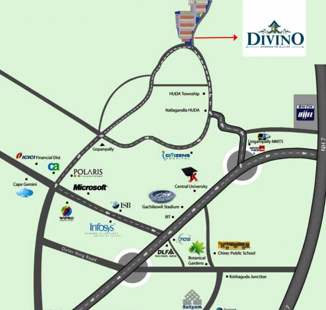 Images for Location Plan of Incor Divino