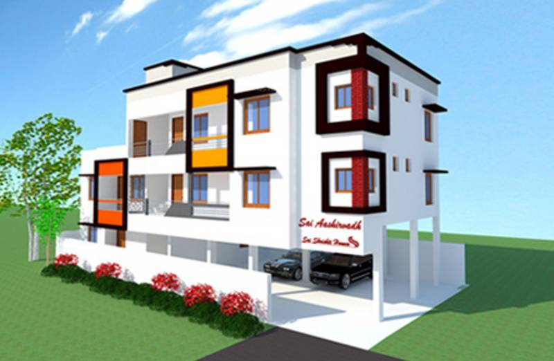Images for Elevation of Shrishti Aashirvadh