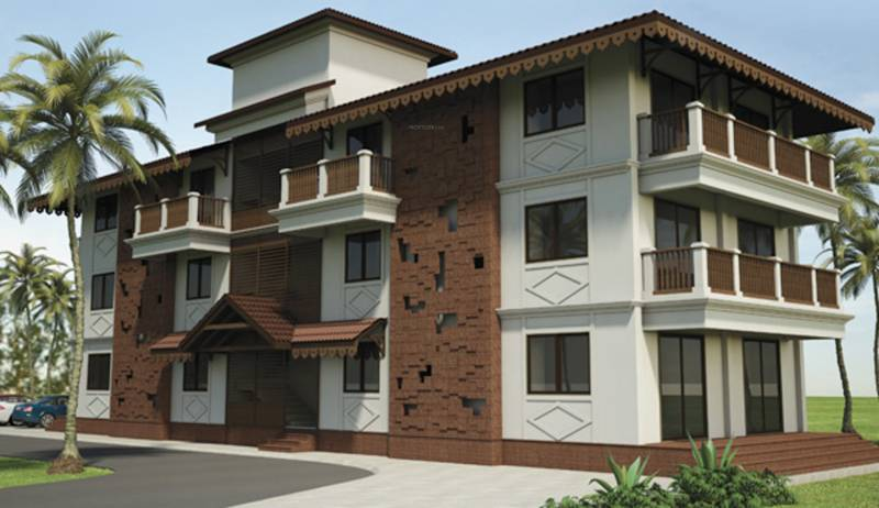 Images for Elevation of Palacio Asoka Vann