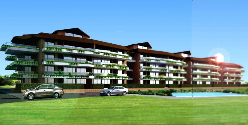 Images for Elevation of Palacio Regalo
