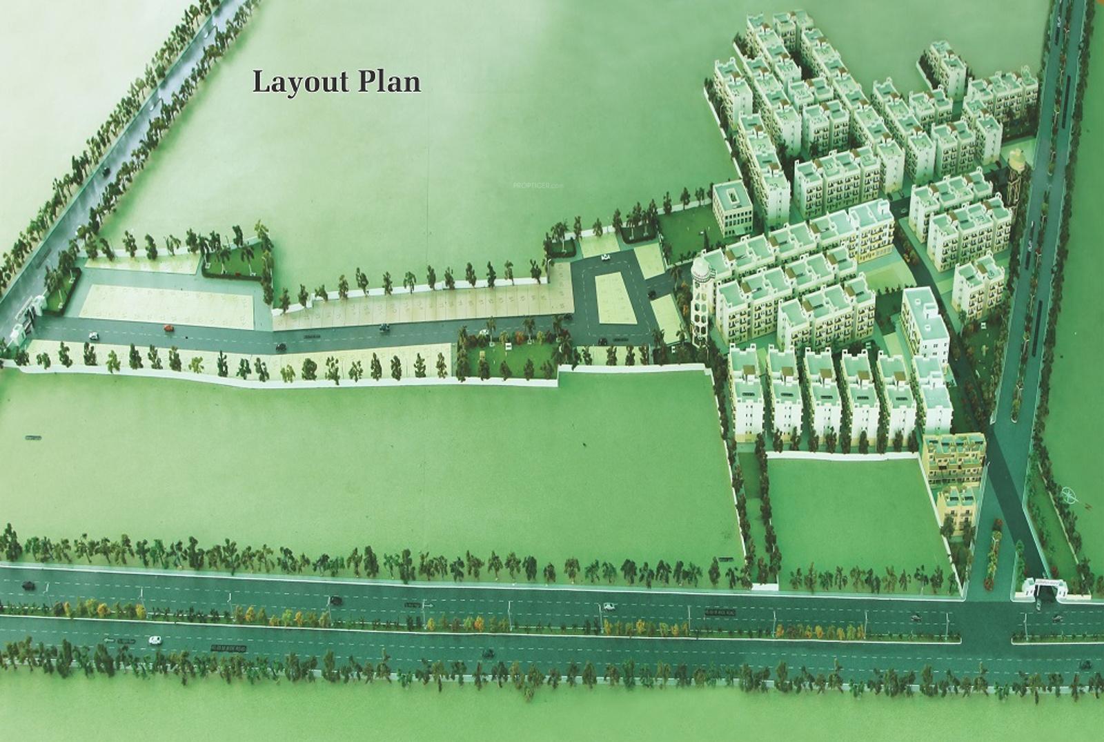 Landcraft Homes Floor Plans: 759 Sq Ft Plot For Sale In Land Craft Developers Dinesh