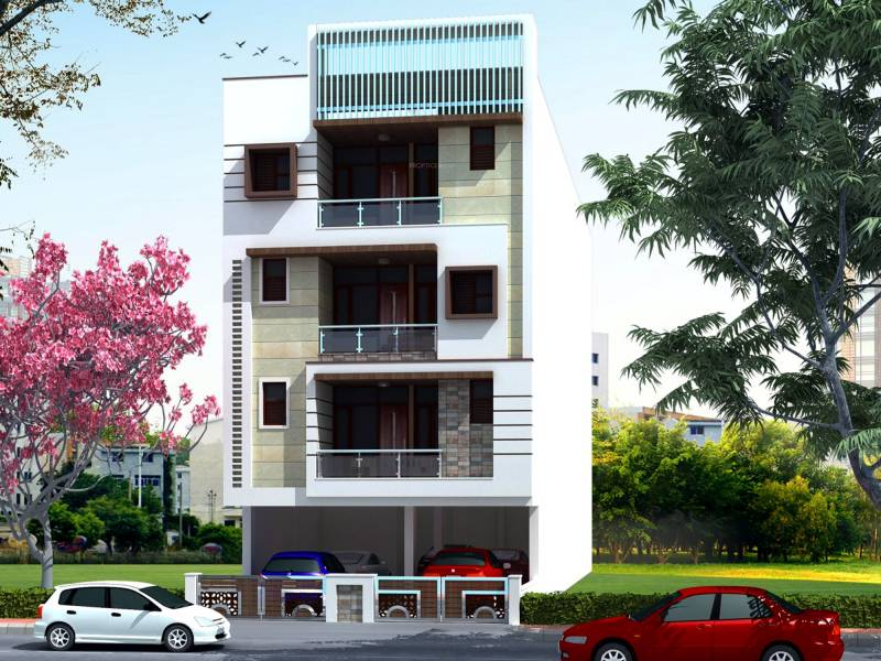 Images for Elevation of Icarus Usha Residency