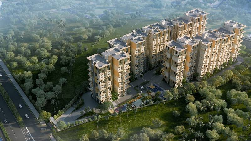 Images for Elevation of Mahaveer Celesse