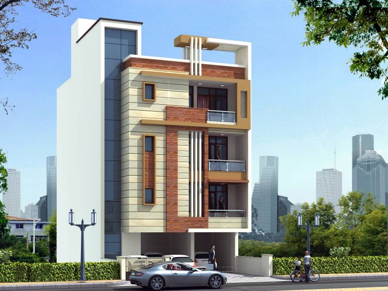 Images for Elevation of Icarus Builders Ishan Residency