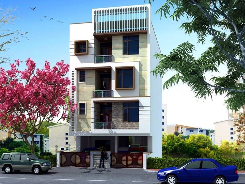Images for Elevation of Icarus Shivansh Residency