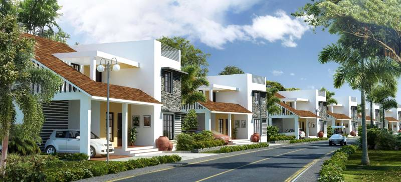 Images for Elevation of Favourite The Petals Villas