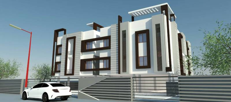 Images for Elevation of Saradeuz Realty Constructions Eden
