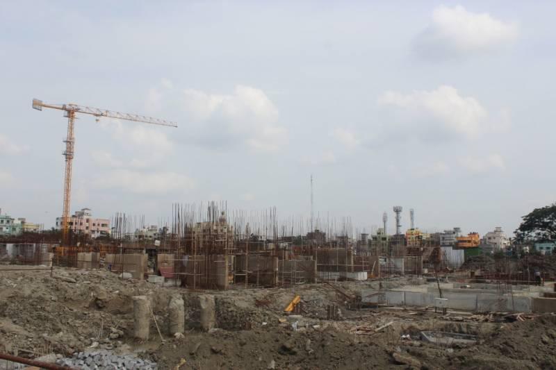 Images for Construction Status of Ambuja Utalika Luxury
