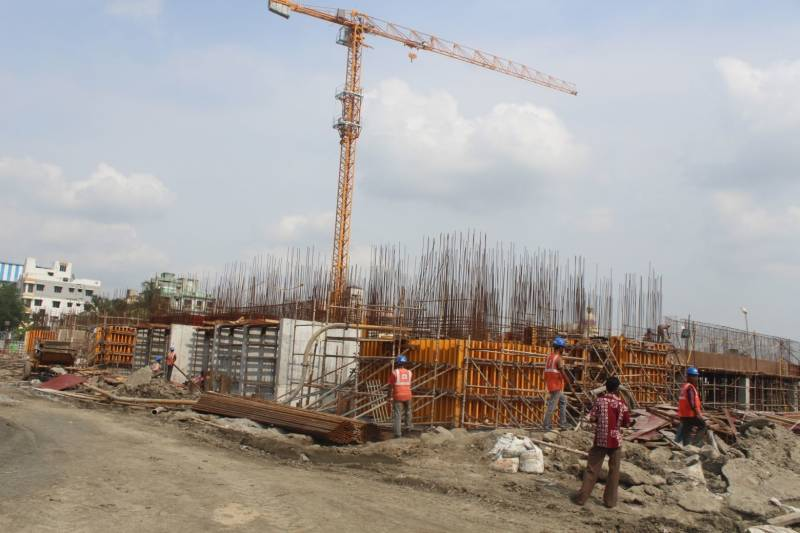 Images for Construction Status of Ambuja Utalika Luxury