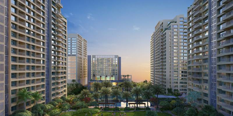 Images for Elevation of Ambuja Utalika Luxury