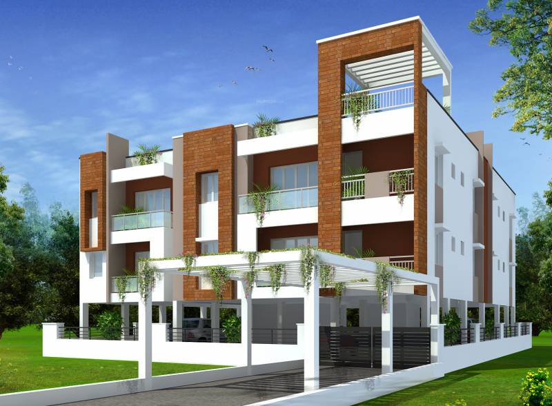 Images for Elevation of Lakshmi Mylapore Kutchary Road
