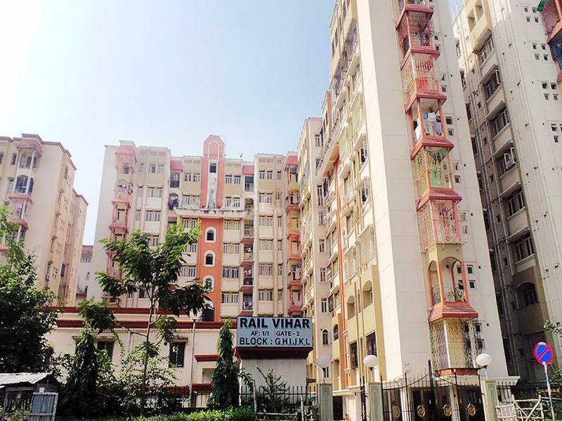 rail-vihar Images for Elevation of IRWO Rail Vihar