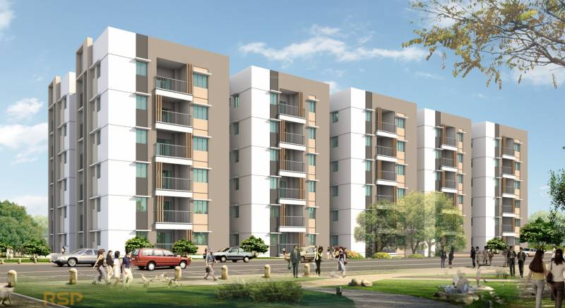 Images for Elevation of Ramky One Marvel