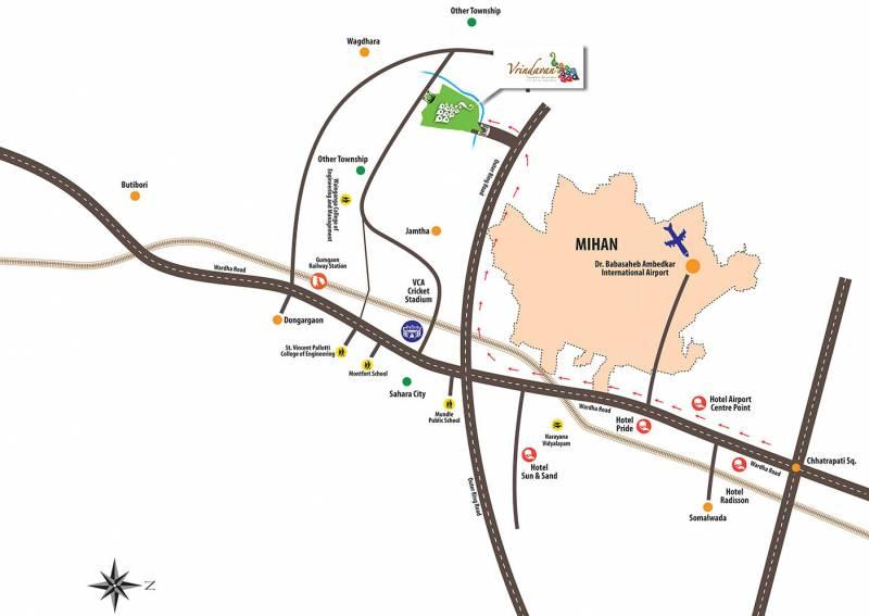 Images for Location Plan of Radha Gokul