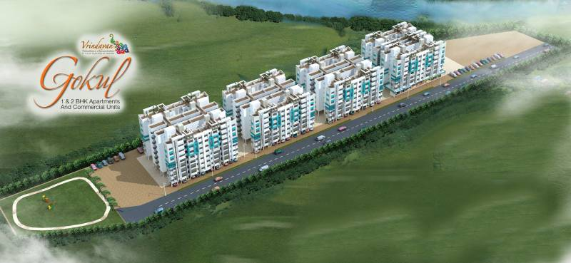 Images for Elevation of Radha Gokul