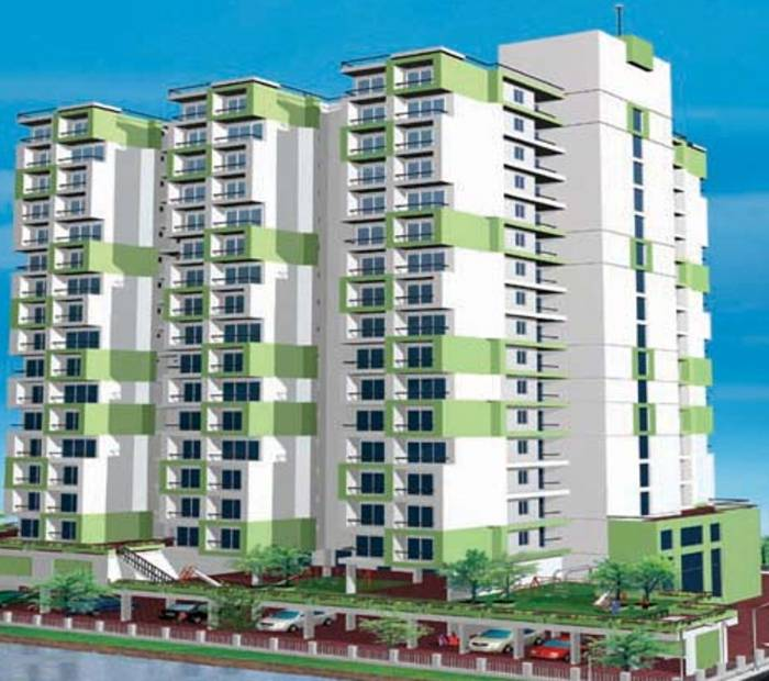 Images for Elevation of Santhi Hill View