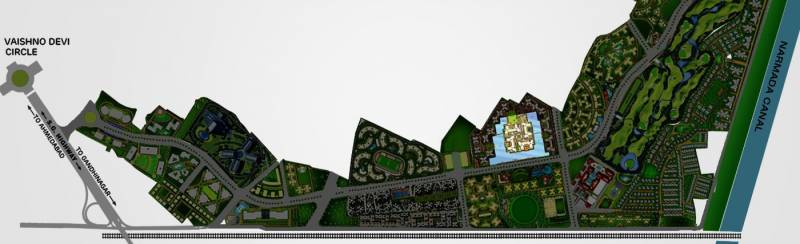 Images for Master Plan of Adani La Marina