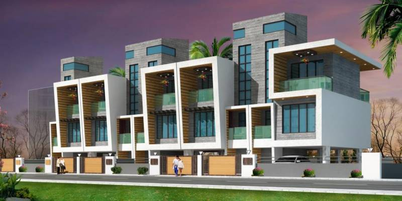 Images for Elevation of Shree Ganesh Imperial Villas