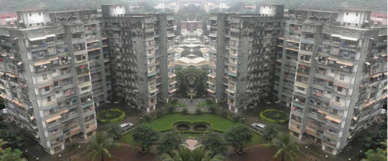 Images for Elevation of Reputed Builder Vishram Towers