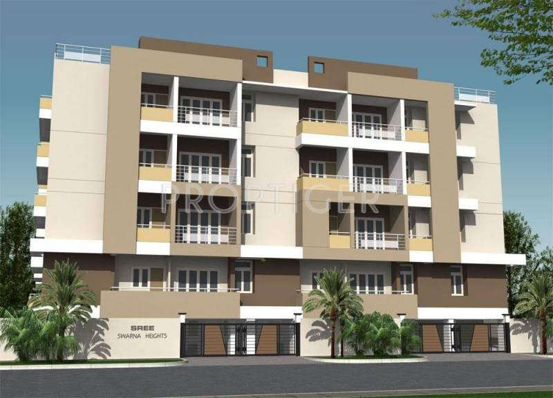 Images for Elevation of Aesthetic Swarna Heights