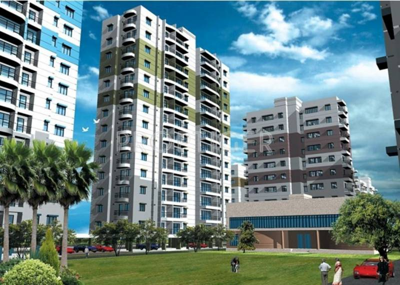 Images for Elevation of Bengal Peerless Housing Anahita