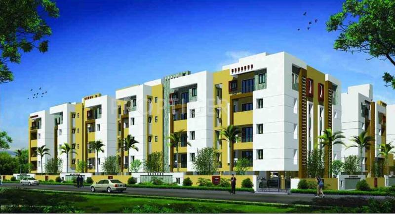 Images for Elevation of Akshaya Halton