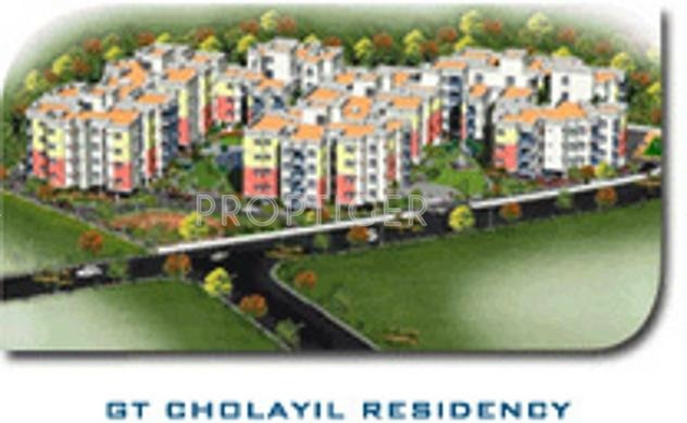 Images for Elevation of GT Housing GT Cholayil Residency