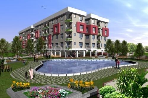 Images for Elevation of M V Housing Garden Enclave