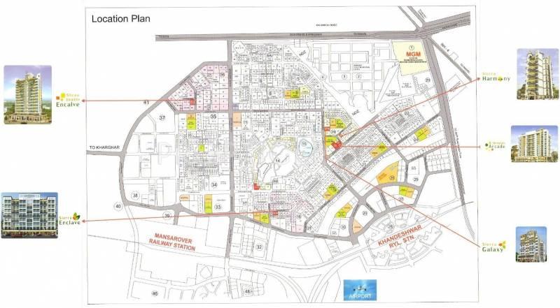 Images for Location Plan of Sierra Shreeram Arcade