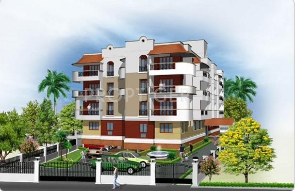 Images for Elevation of Narayan Ratnalayam Apartments