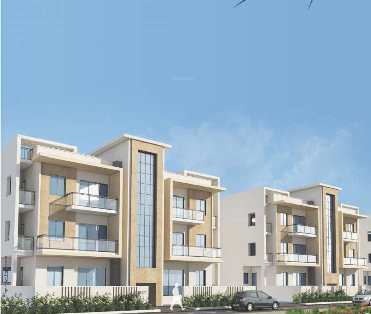 Images for Elevation of Unique Blue Moon Homes
