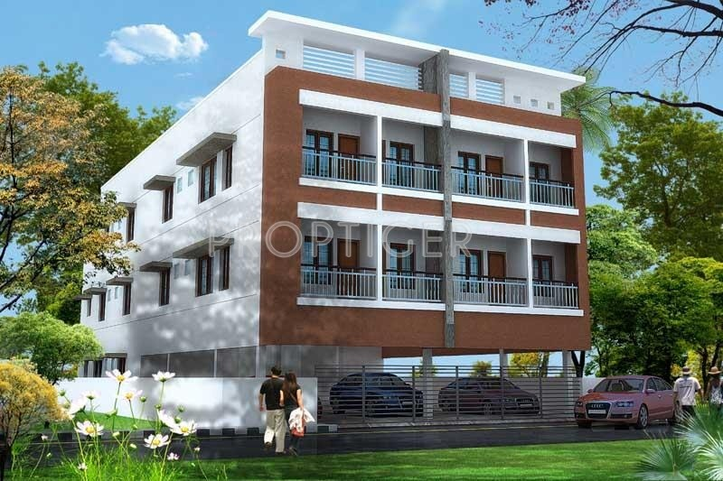 Images for Elevation of Sri Rachana Apartment
