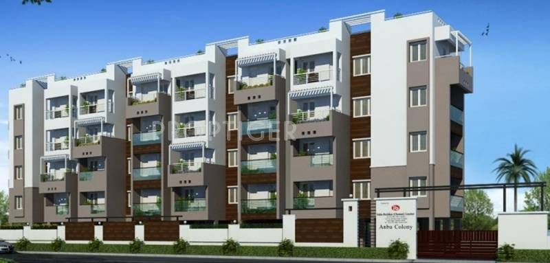 Images for Elevation of India Anbu Colony