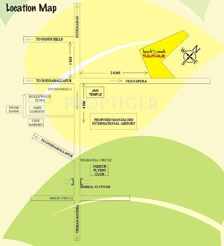 Images for Location Plan of Benchmark Property Benchmark Sunshine