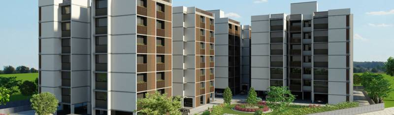 Images for Elevation of Aakriti Eco City