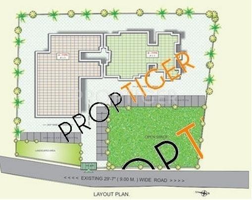 Images for Layout Plan of Tirupati Padmavati Dhara