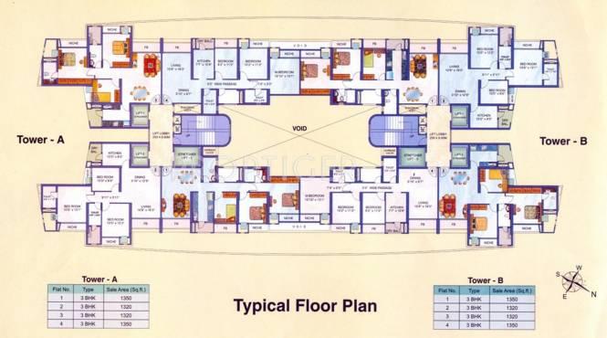 crown EvershineCrown Cluster Plan