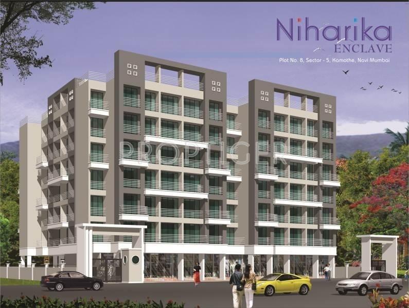 Images for Elevation of Juhi Niharika Enclave