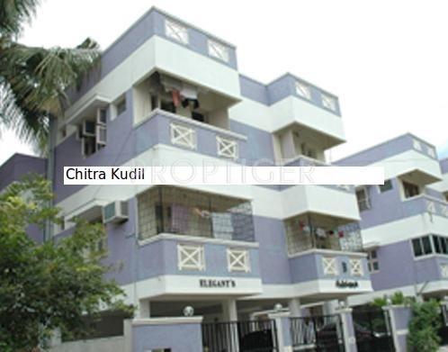 Images for Elevation of Elegant Chitra Kudil