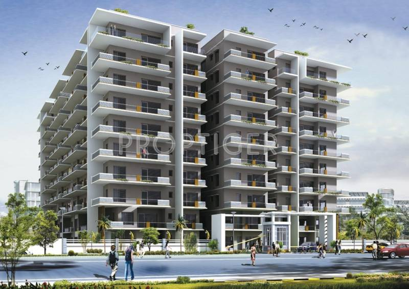 Images for Elevation of Niharika Projects Niharika Signature