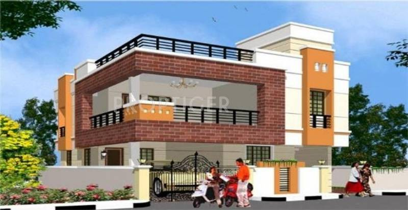 Images for Elevation of Jay Constructions Independent Villa