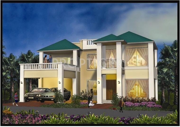 Images for Elevation of Shanti Villa Elysian