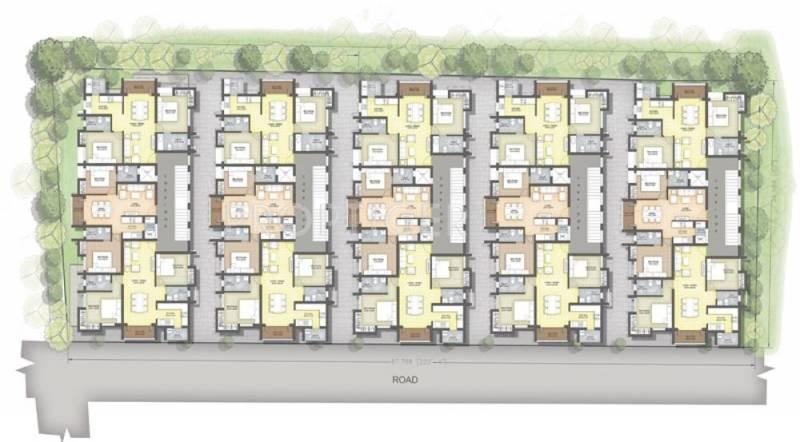 Images for Layout Plan of  Jai Balaji