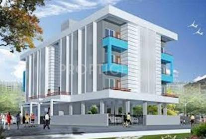 Images for Elevation of CGHS Group Janki Apartment