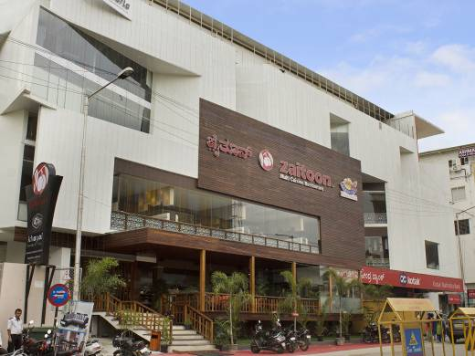 Property in Kodihalli on Old Airport Road | Residential