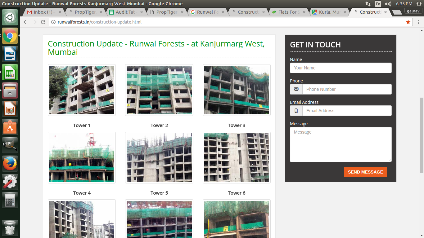 Compare Wadhwa Residency Promenade The Address Vs Runwal